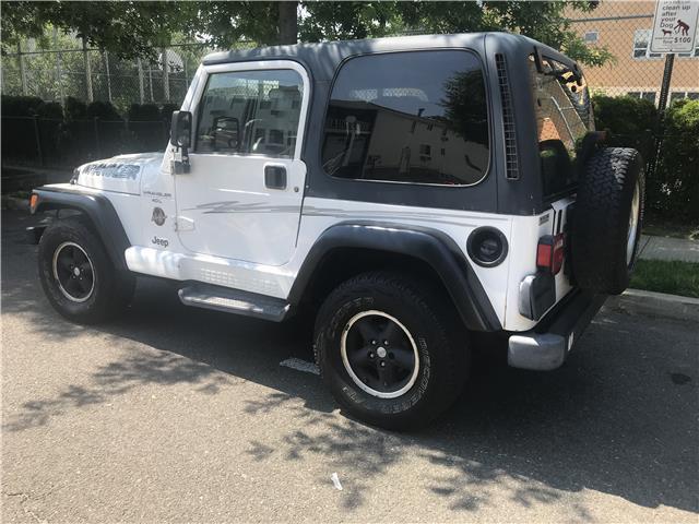 Daily Turismo: TJ Big Six: 2001 Jeep Wrangler Sahara
