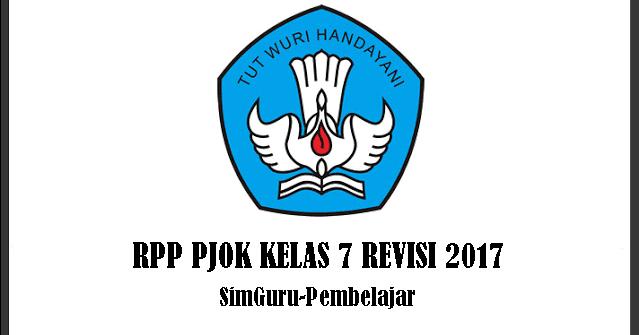 Download Rpp Pjok Smp Kelas 7 K13 Edisi Revisi 2017