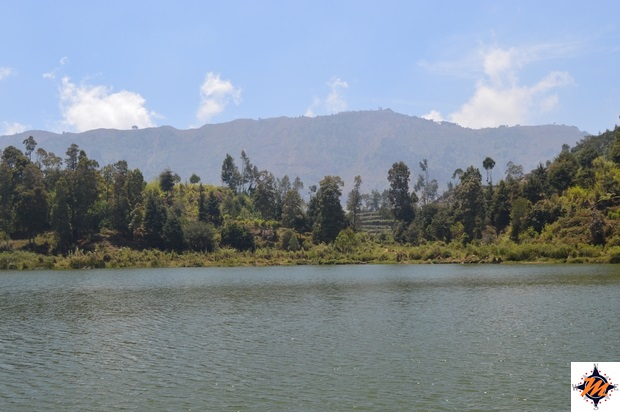 Dieng Plateau, Telaga Pangilon