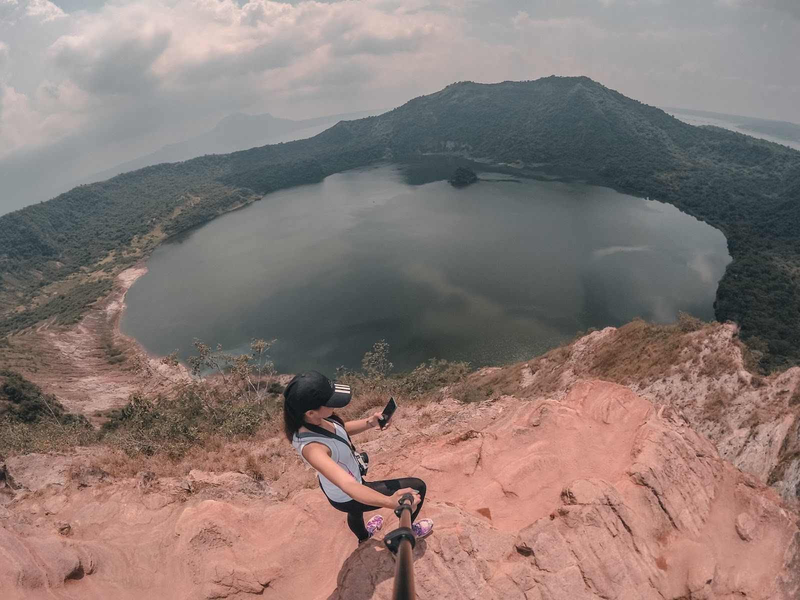 Taal Volcano A Trek To The Smallest Active Volcano In The