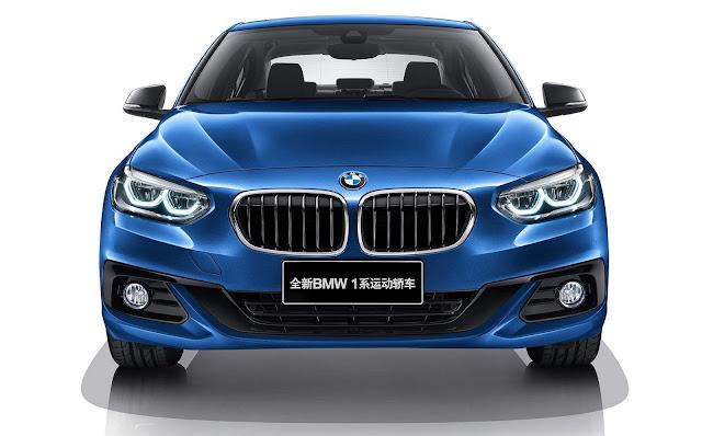 BMW Série 1 Sedan 2018