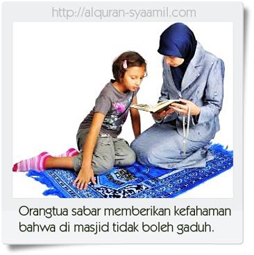 5 (lima) Metoda dalam Mendidik Anak