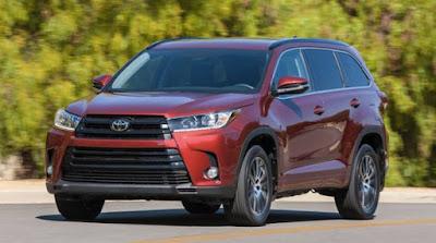 2020 Toyota Highlander Revue, changements et date de sortie Rumeur