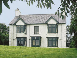 Rwgan, Ceredigion, the old farmhouse