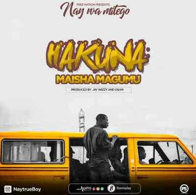 Download Mp3 | Nay Wa Mitego (Mr Nay) – Hakuna Maisha Magumu