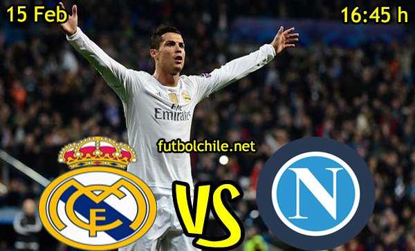 Ver stream hd youtube facebook movil android ios iphone table ipad windows mac linux resultado en vivo, online: Real Madrid vs Napoli