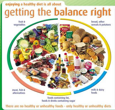 Keseimbangan Pola Makan