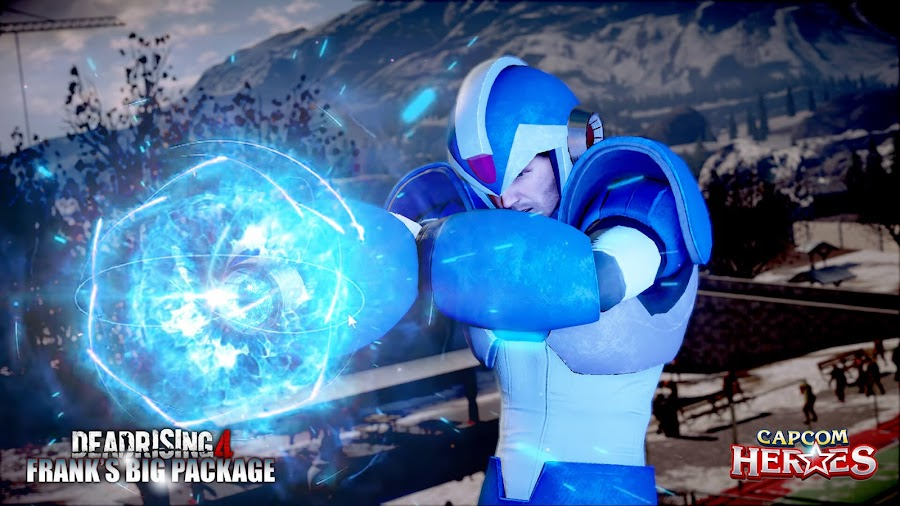 dead rising 4 frank west mega man