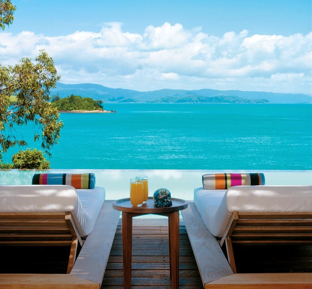 Hamilton Island: Passion For Luxury : Qualia Great Barrier Reef, Australia