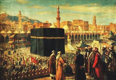 Kesucian Diri, Cerminan Ibadah Haji