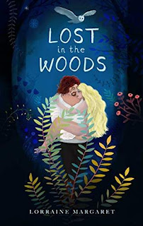Lost in the Woods - a steamy fantasy romance book promotion Lorraine Margaret