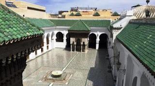 La impresionante Khizanat al-Qarawiyyin fue fundada hace más de un milenio