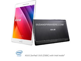Firmware Asus ZenFone Pad 8.0  Z580C
