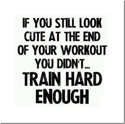 Train Hard Quotes