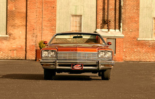 1975 Buick LeSabre Convertible Front