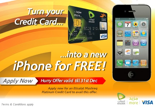REVIEW- Etisalat Mashreq Credit Card Offer | What's new with