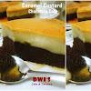 4C Alias Caramel Custard Chocolate Cake. Bagian Atas Karamel, Tengah Custard Yg Super Lembut dan Bawahnya Cake Cokelat