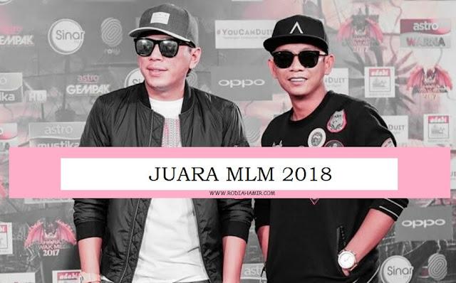 Tahniah Juara Maharaja Lawak Mega 2018