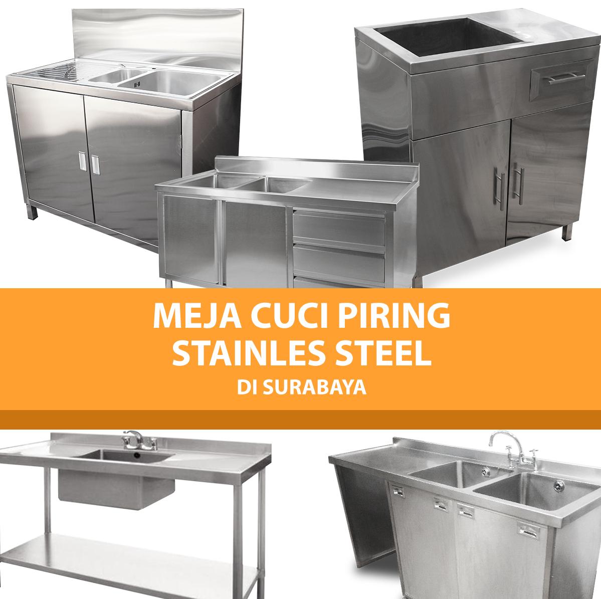 Kitchen Sink Yang Bagus Merk Apa: Harga Tempat Cuci Piring Stainless Surabaya