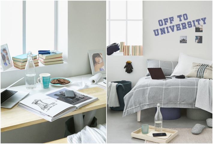 La colección de Zara Home para los Pisos Universitarios