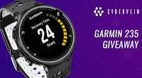 Castiga un ceas Garmin 235
