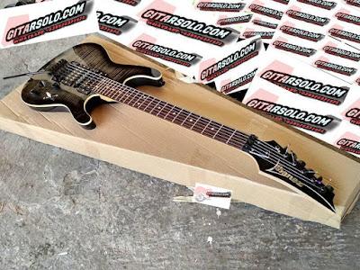 Gitar Ibanez S Series,Custom Gitar Elektrik Berkualitas