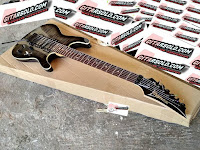 Gitar Elektrik Ibanez S series Custom