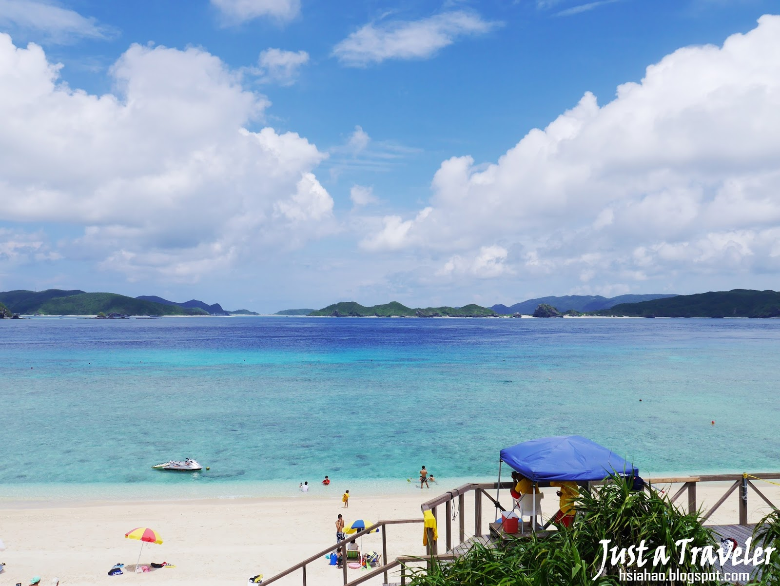沖繩-海灘-推薦-北濱海灘-Nishibama-Beach-北浜ビーチ-Okinawa-beach-recommendation