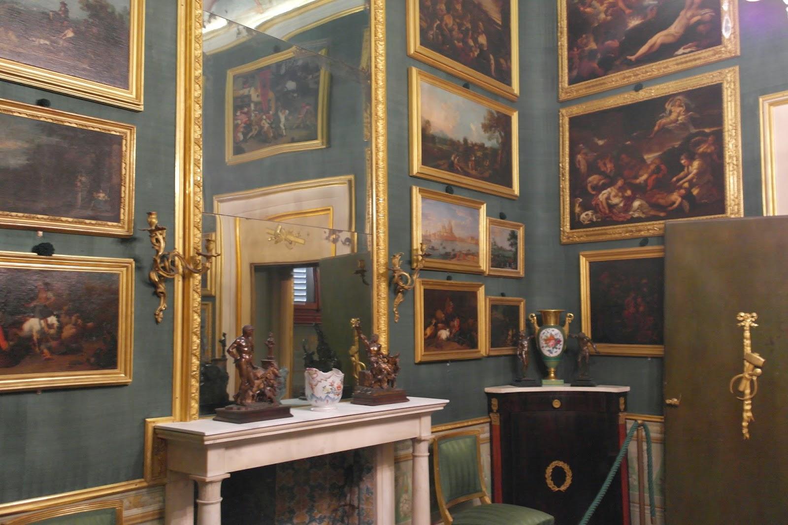 Una vera casa museo che oltre a raccontare le vicende for Immagini saloni