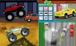 Permainan Mobil