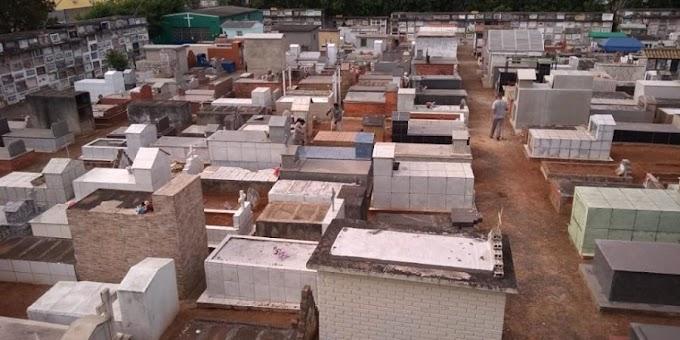 CACHOEIRINHA | Cemitério municipal se prepara para o feriado de Finados