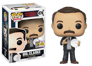 Pop! Television: Stranger Things – Mr. Clarke.
