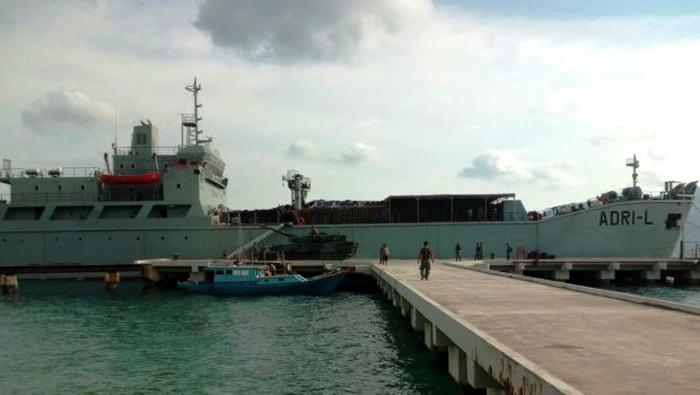 Kapal Perang ADRI