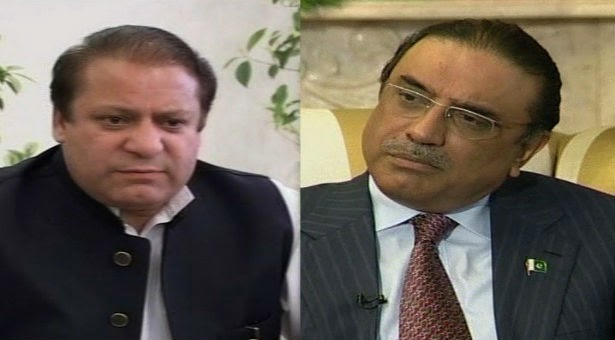 Nawaz, Call Zardari To Meet Tomorrow Latest News