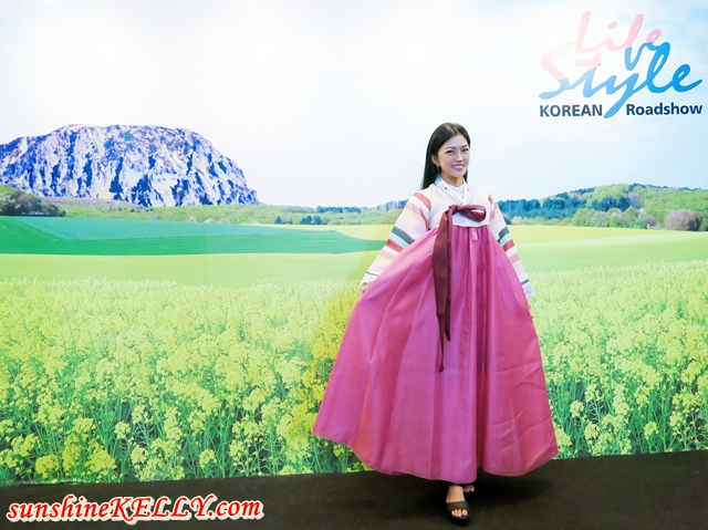 Korean Lifestyle Roadshow 2017 Experience Hallyu Moments