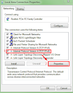 Cara Setting IP di windows 7 dan 10