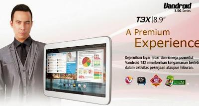 Harga Advan Vandroid T3X Terbaru