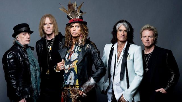Concierto Aerosmith Arena Ciudad de Mexico 2016