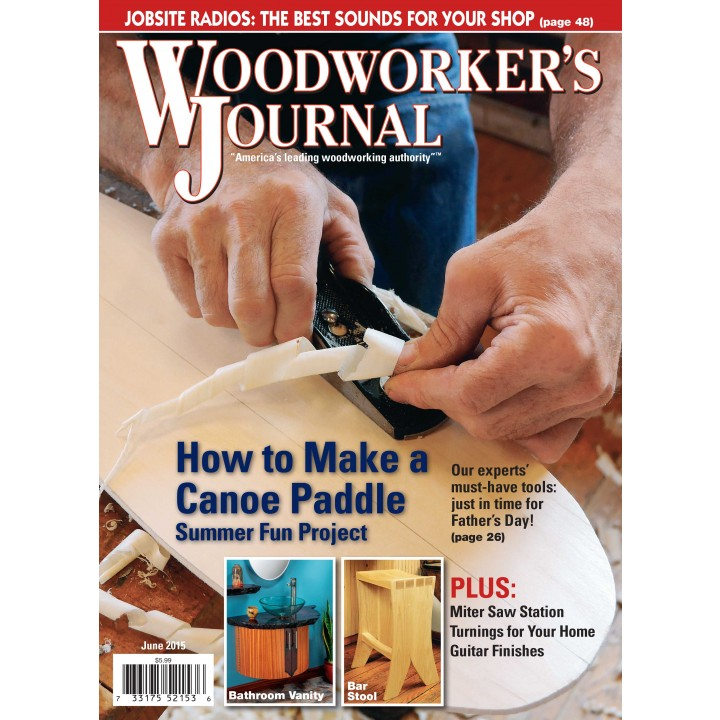 Paddle Making And Other Canoe Stuff Woodworkers Journal Northwoods Template