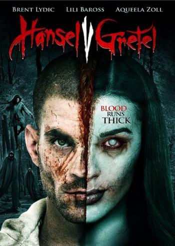 Hansel vs Gretel (2016) Hindi Dubbed Movie