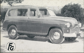 Standard Vanguard estate