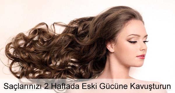 Evde Saç Bakım Önerileri
