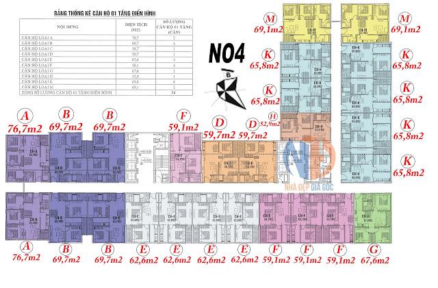 Chung cư nhà ở xã hội Ecohome 3 dự án Tân Xuân Đông Ngạc Bắc Từ Liêm, Hà Nội