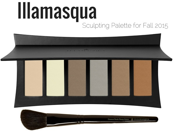 Illamasqua unveils sculpting palette for Fall '15