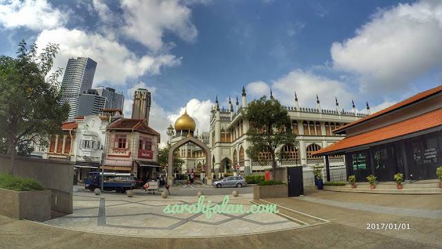 Masjid Sultan Singapura