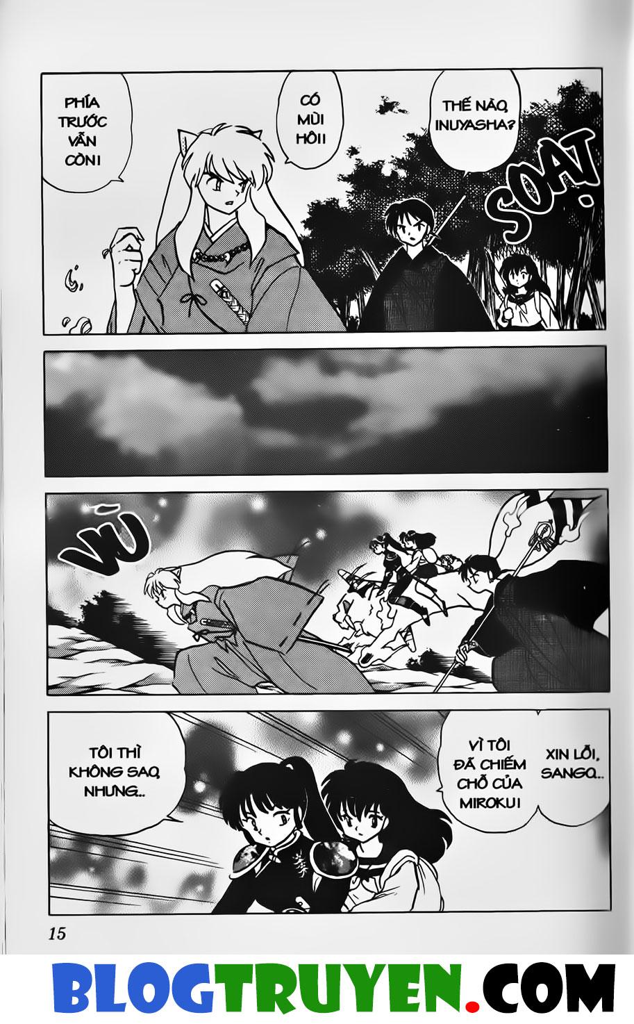 Inuyasha vol 35.1 trang 13