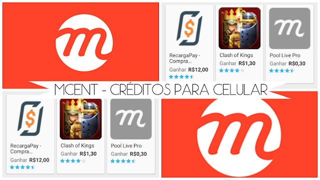 aplicativo para ganhar crédito