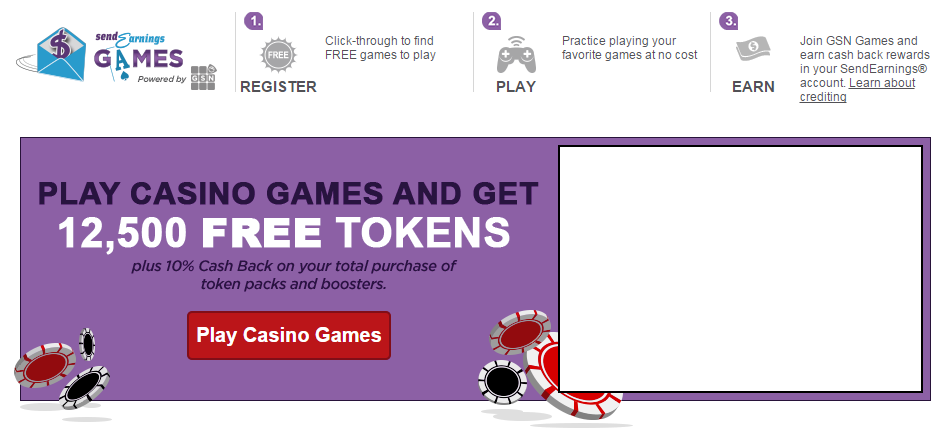 Play games to earn money on SendEarnings