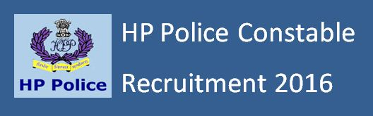 HP Police Constable Papers Recruitment