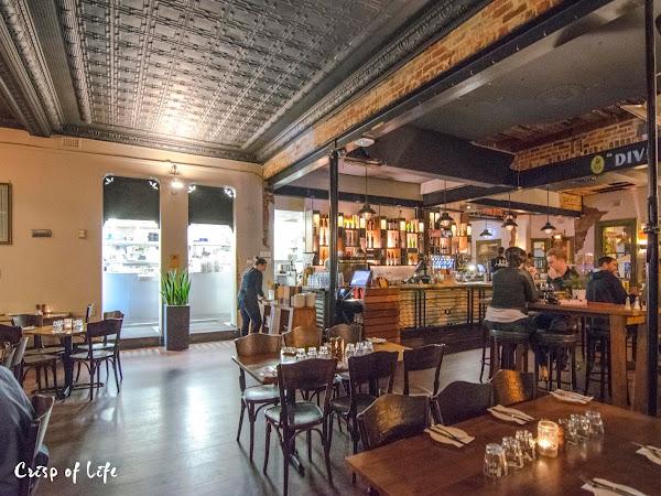 Western Australia Day 5 - A dinner at Queens Tavern